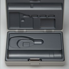 HEINE Hard case for Ophthalmic Diagnostic Set C-261 or C-144