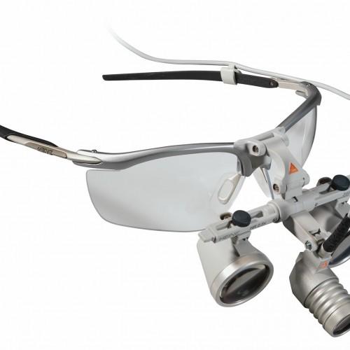 HEINE LED LoupeLight Set with HR Binocular Loupes