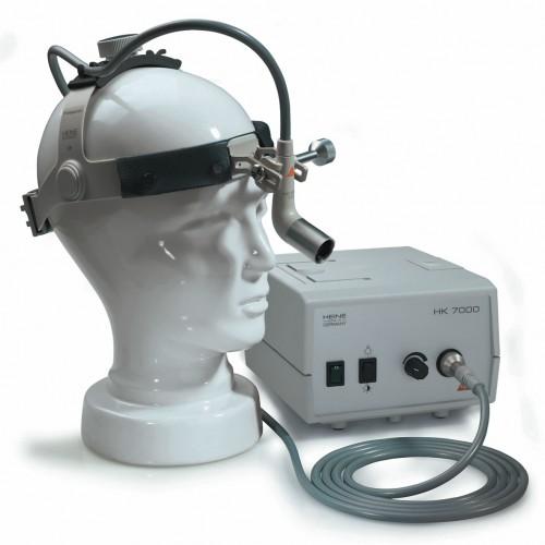 MD 1000 F.O. Headlight with Headband Professional L