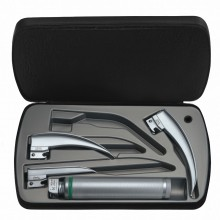 HEINE® Classic+ Fiber Optic (F.O.) LED Laryngoscope Set 1
