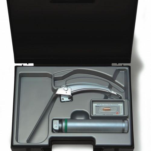 HEINE® FlexTip+ Fiber Optic (F.O.) Laryngoscope Blade Set 1
