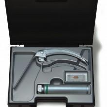 HEINE® FlexTip+ Fiber Optic (F.O.) Laryngoscope Blade Set 2