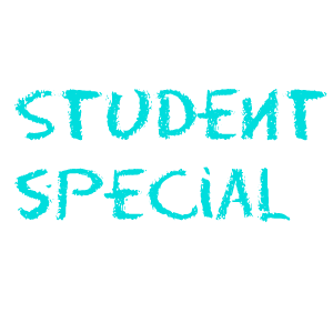 Student Special on HEINE products